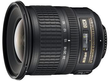 Nikkor AF-S 10-24mm f/3.5-4.5G ED