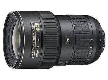 Nikkor AF-S 16-35mm f/4G ED VRII