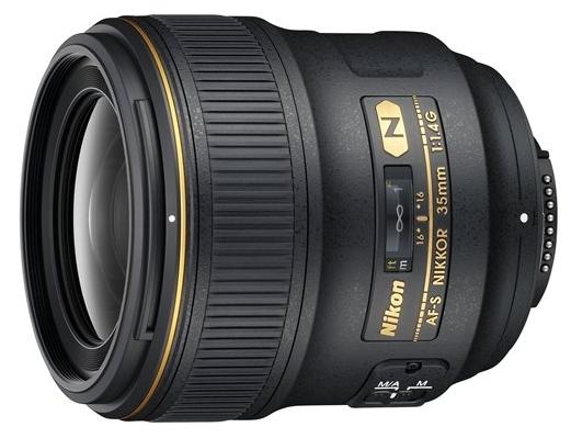 Nikkor AF-S 35mm f/1.4G