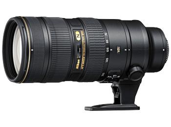 Nikkor AF-S 70-200mm f/2.8G ED VRII