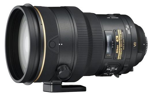 Nikkor AF-S 200mm f/2G ED VRII